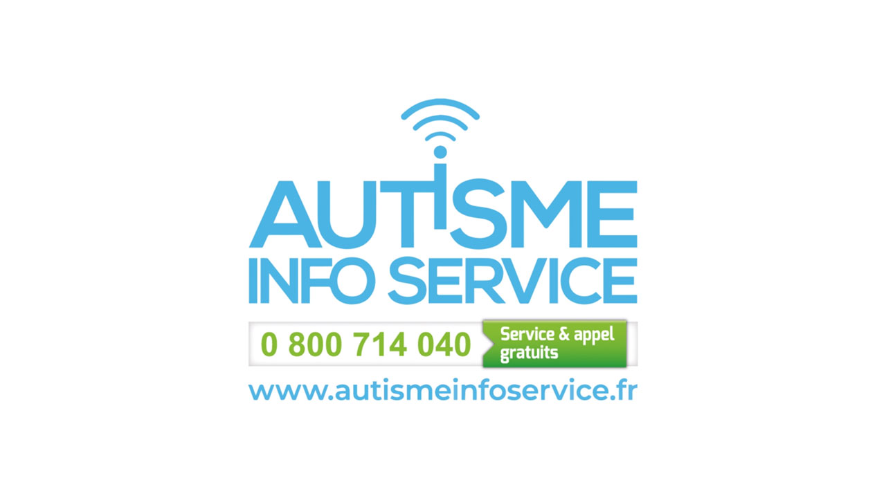 Animation Logo Spot TV Autisme Info Service Motion Design