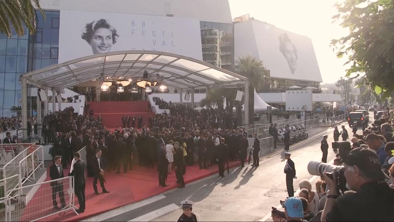 Cointreau Film Produit Cannes Festival Fournisseur officiel