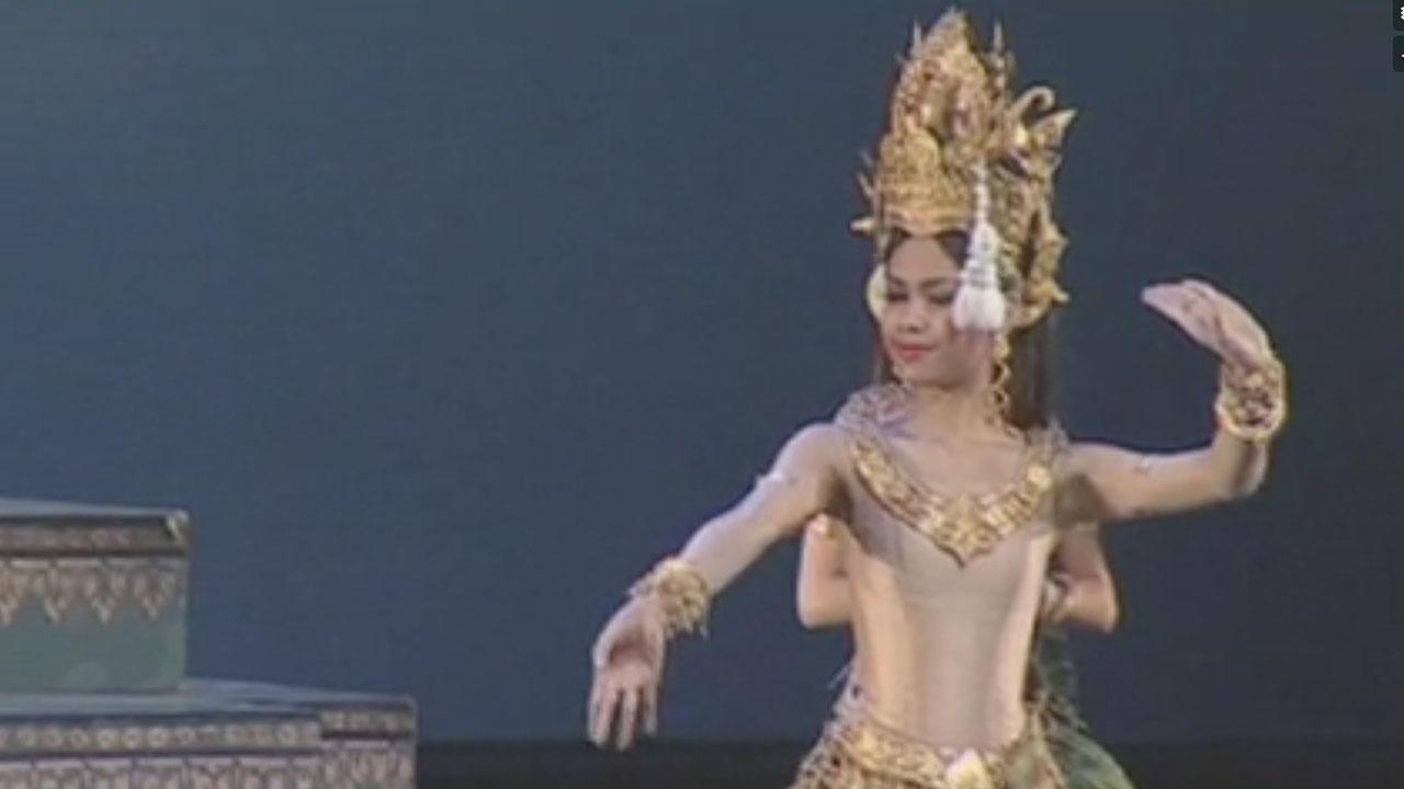 Documentaire La Ballet Royal du Cambodge